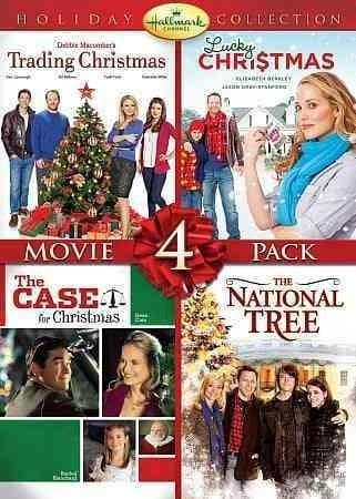 Trading Christmas/Lucky Christmas/Case For Christmas/National Tree (DVD)