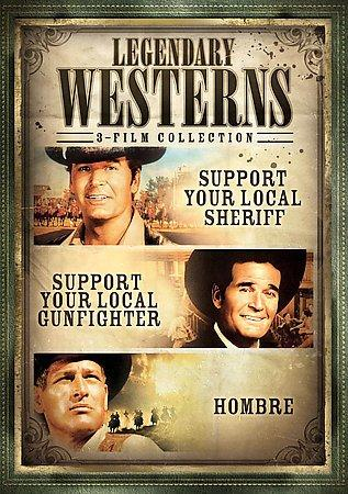 Legendary Westerns (DVD)