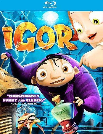 Igor (Blu-ray Disc)