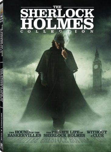 Sherlock Holmes Collection Gift Set (DVD)