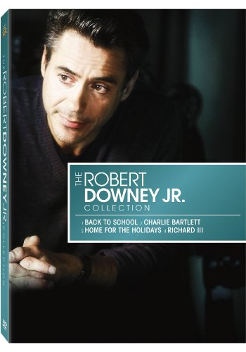 Robert Downey Jr. Star Collection (DVD)