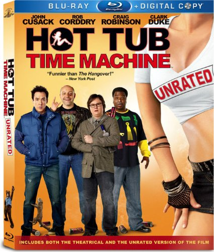 Hot Tub Time Machine (Blu-ray Disc)