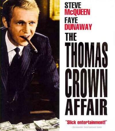 The Thomas Crown Affair (Blu-ray Disc)