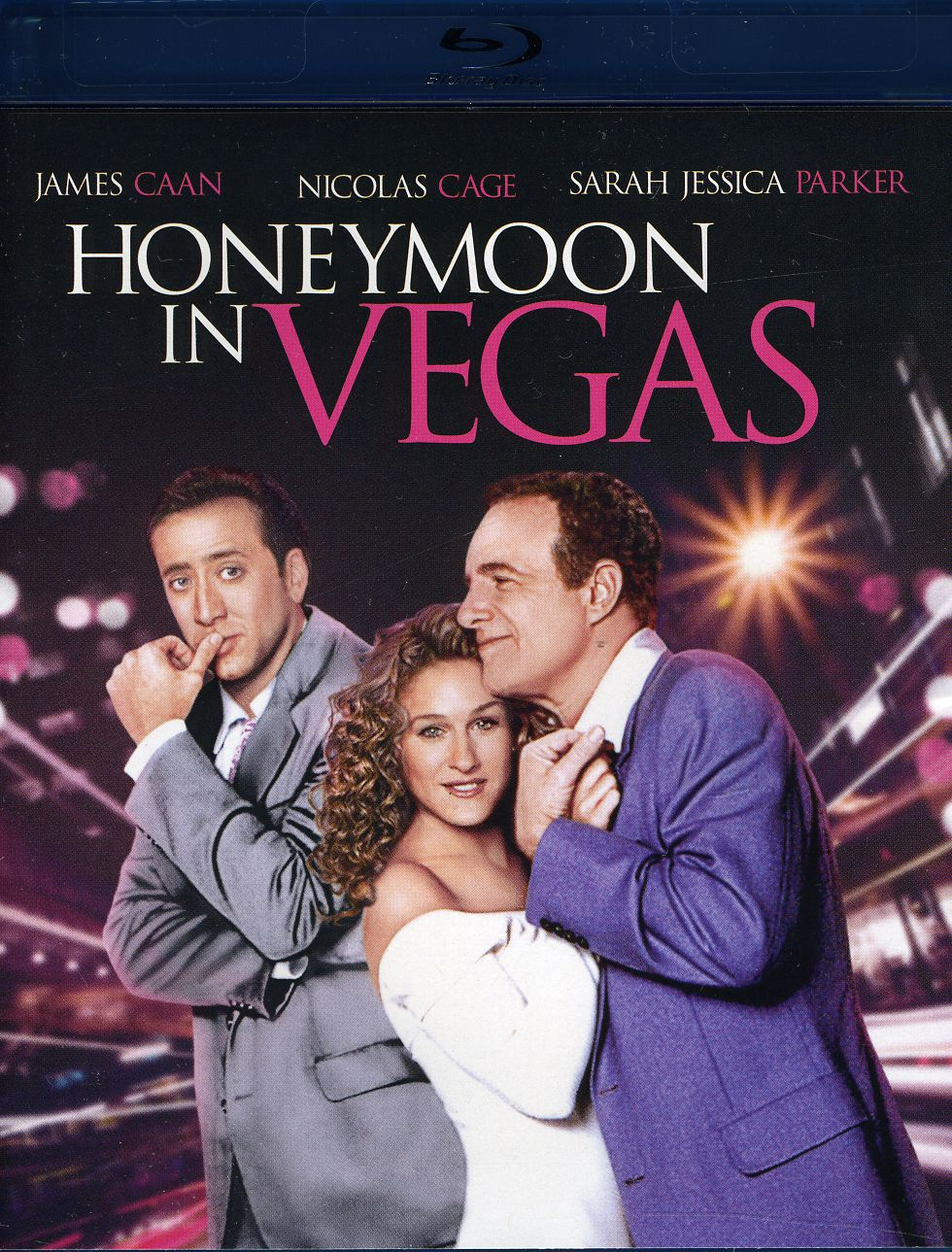 Honeymoon In Vegas (Blu-ray Disc)