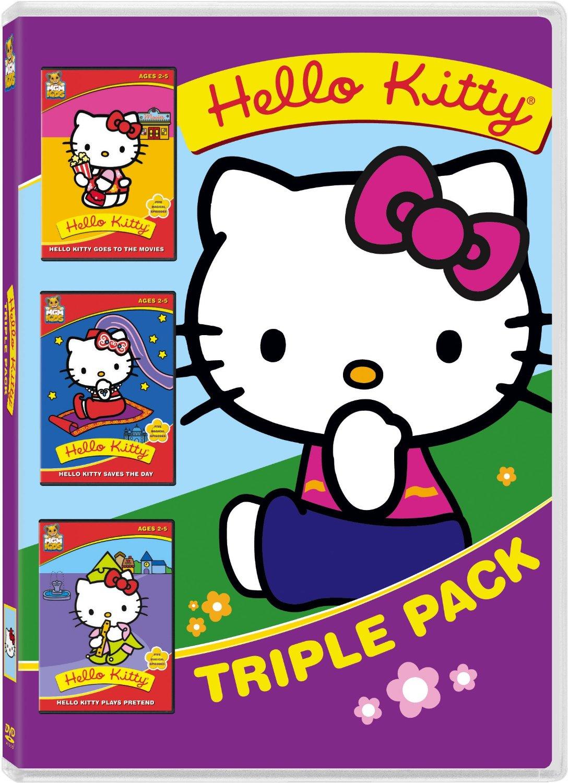 Hello Kitty Triple Pack (DVD)