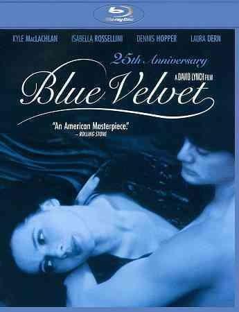 Blue Velvet (Blu-ray Disc)