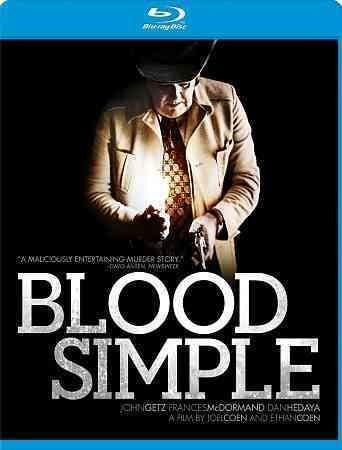 Blood Simple (Blu-ray Disc)