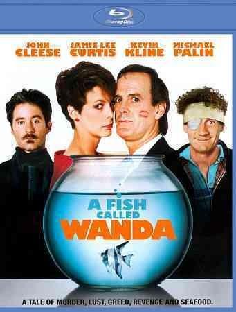 A Fish Called Wanda (Blu-ray Disc)