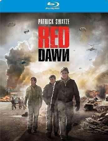 Red Dawn (Blu-ray Disc)