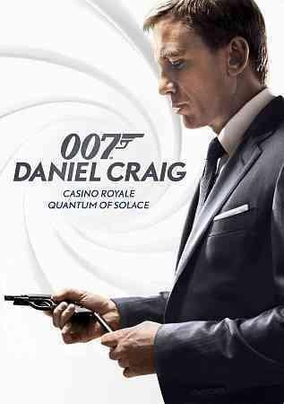 Quantum Of Solace/Casino Royale (DVD)