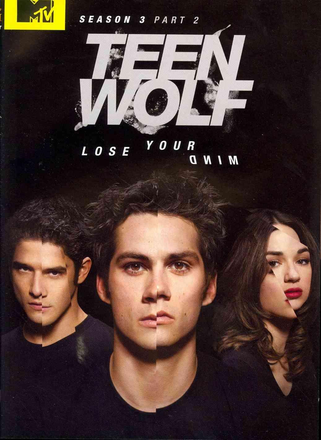 Teen Wolf: Season 3 Part 2 (DVD)