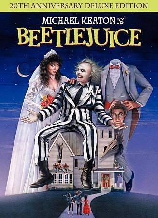 Beetlejuice Deluxe Edition (DVD)