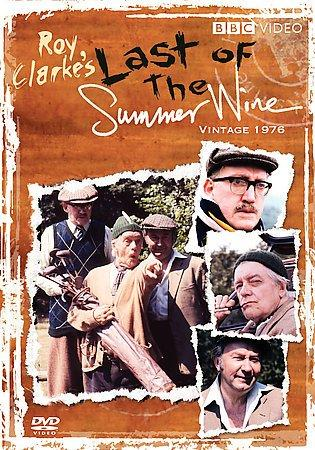 Last of the Summer Wine: Vintage 1976 (DVD)