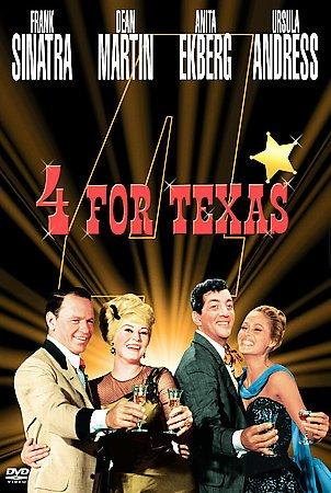 4 for Texas (DVD)