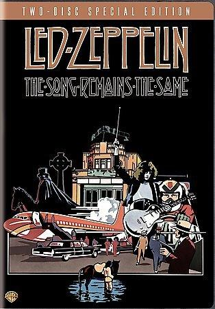 Led Zeppelin: Song Remains the Same SE (DVD)