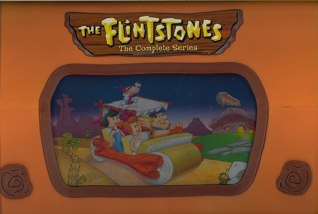 The Flintstones - The Complete Series (DVD)