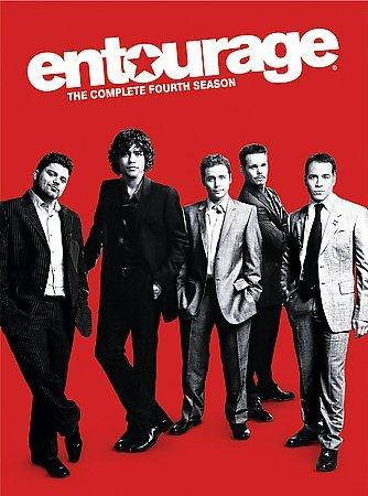 Entourage: The Complete Fourth Season (DVD)