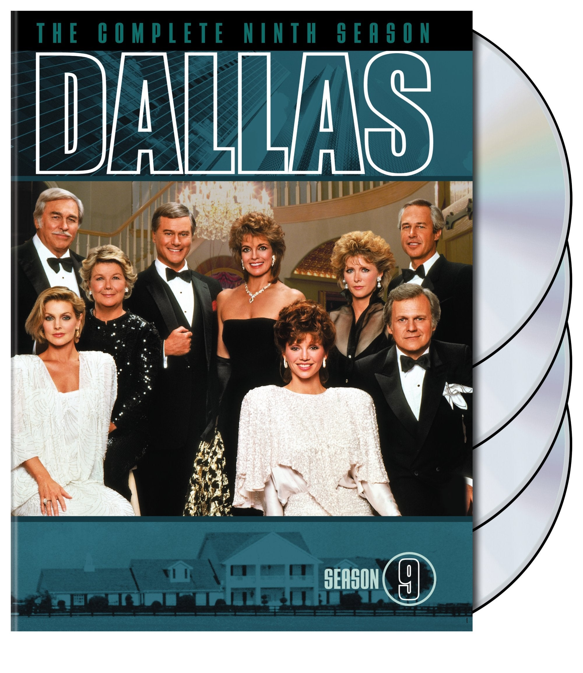 Dallas: The Complete Ninth Season (DVD)