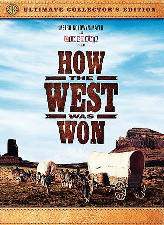How the West Was Won Ultimate Collector's Edition (DVD)