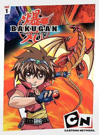 Bakugan Volume 1: Battle Brawlers (DVD)