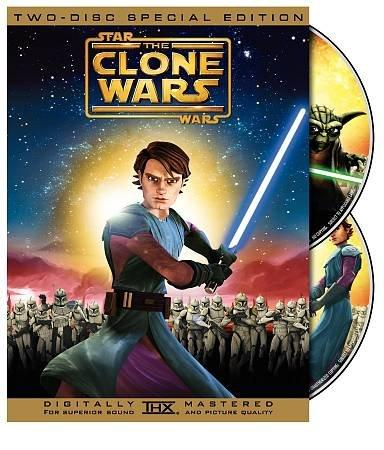 Star Wars: The Clone Wars (DVD)