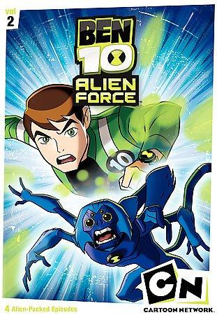 Ben 10 Alien Force: Vol 2 (DVD)