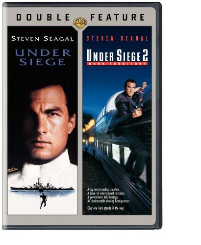 Under Siege/Under Siege 2: Dark Territory (DVD)