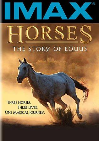 Horses: The Story of Equus (DVD)