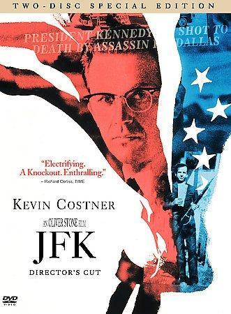 JFK: Special Edition Director's Cut (DVD)