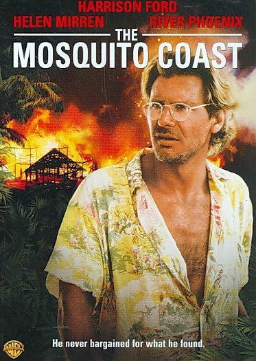 The Mosquito Coast (DVD)