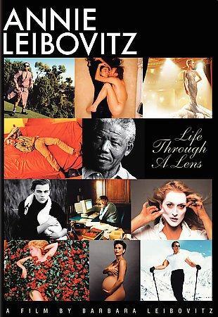 Annie Leibovitz: Life Through a Lens (DVD)