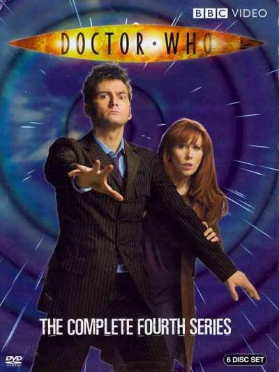 Doctor Who: The Complete Fourth Season (DVD)