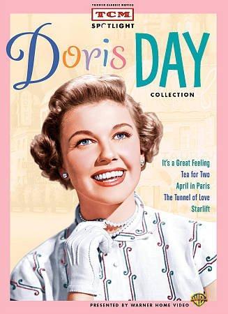 TCM Spotlight: Doris Day Collection (DVD)