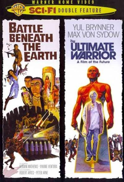 Battle Beneath the Earth/The Ultimate Warrior (DVD)