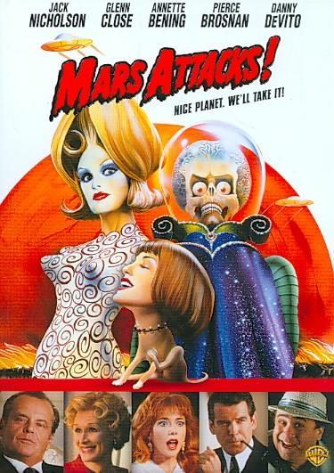 Mars Attacks! (DVD)