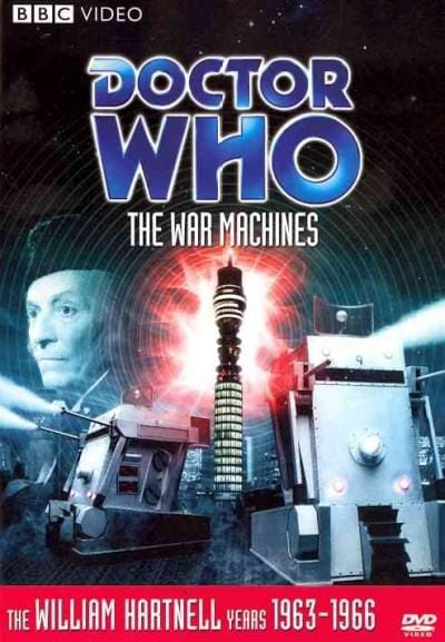 Doctor Who: Ep. 27- The War Machines (DVD)