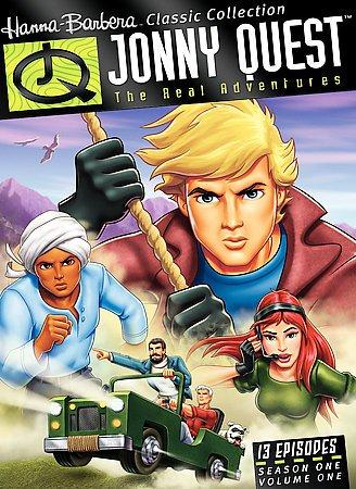 The Real Adventures of Jonny Quest: The Complete First Season (DVD)