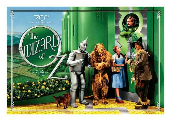 The Wizard of Oz - 5-Disc Ultimate Collector`s Edition (DVD)