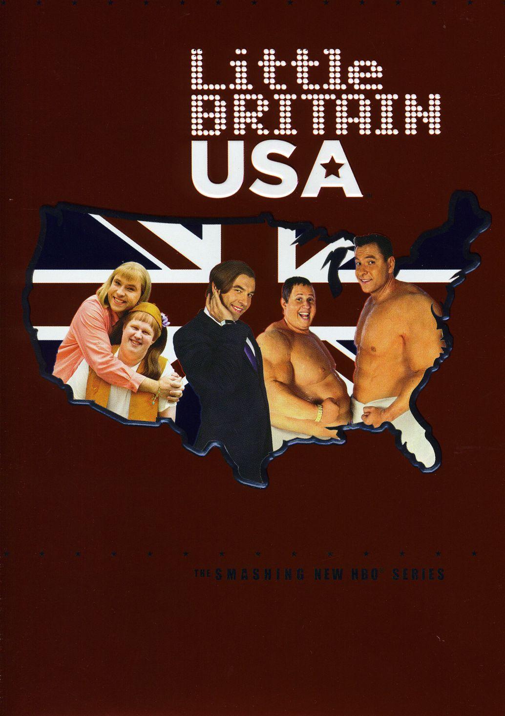 Little Britain USA (DVD)