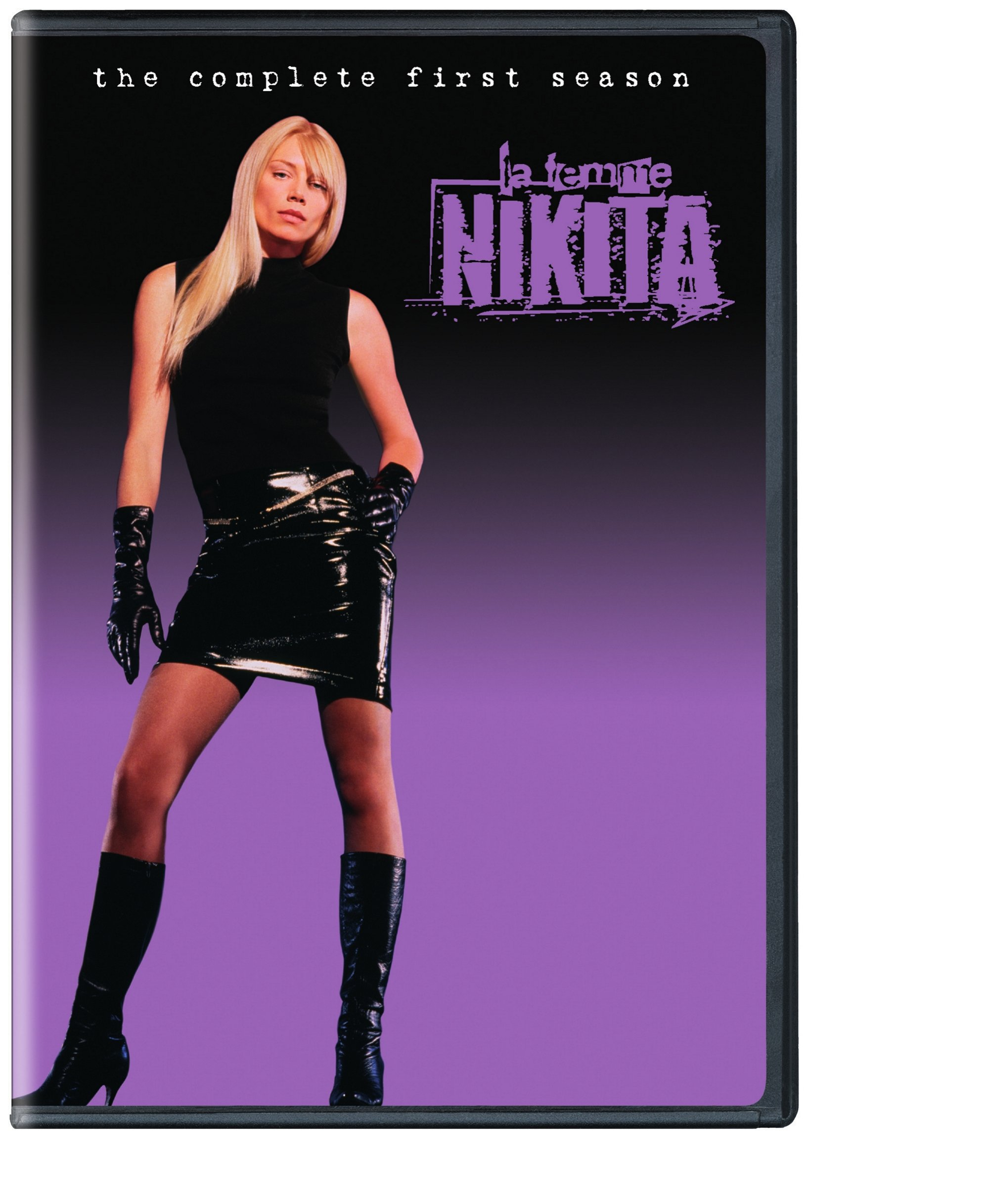 La Femme Nikita: The Complete First Season (DVD)