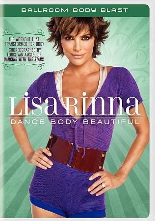 Lisa Rinna Dance Body Beautiful: Ballroom Body Blast (DVD)