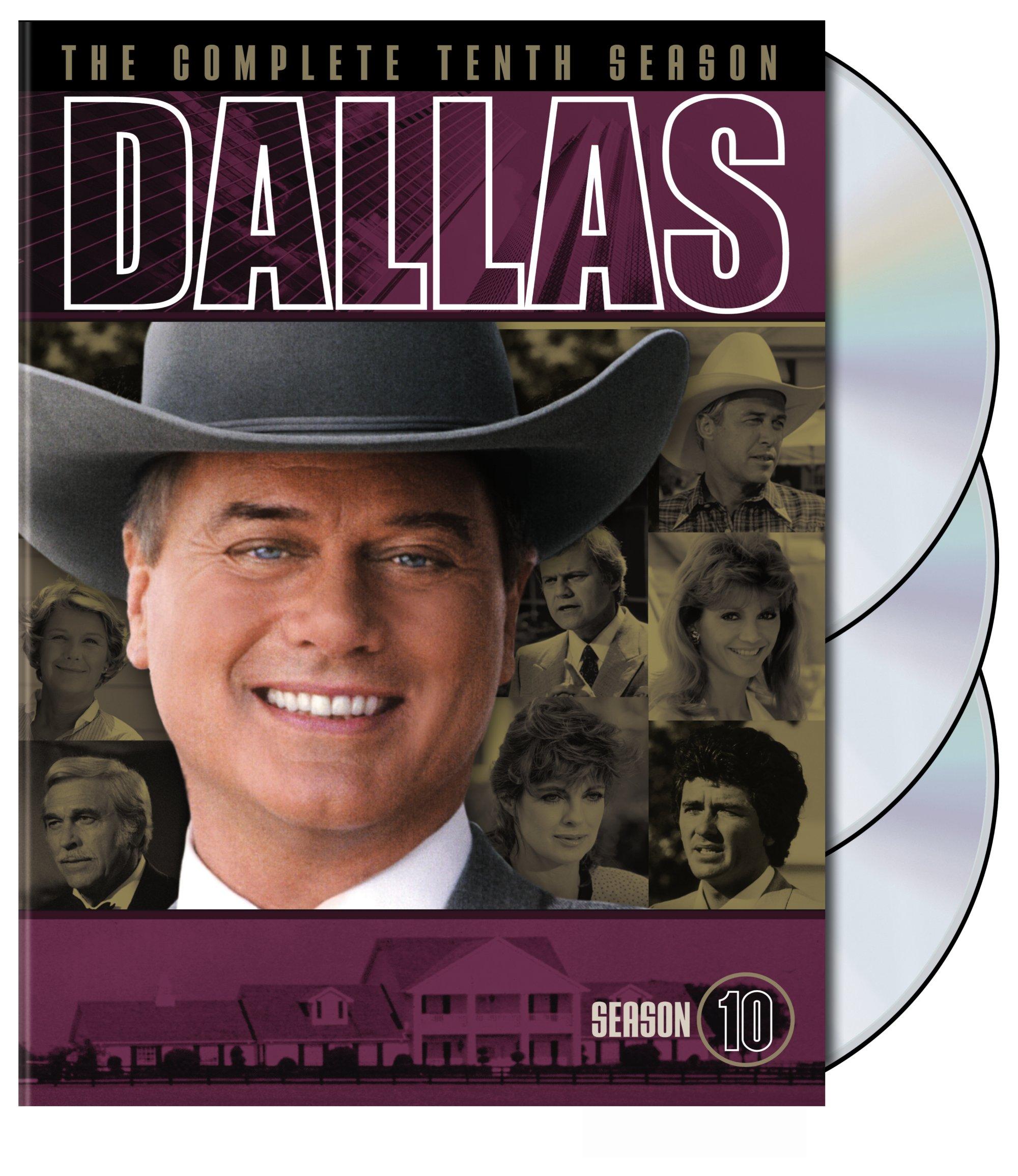 Dallas: The Complete Tenth Season (DVD)