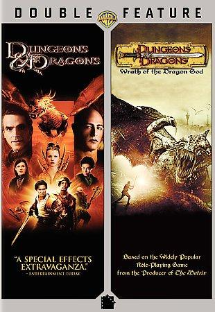 Dungeons & Dragons/Dungeons & Dragons: Wrath of the Dragon God (DVD)