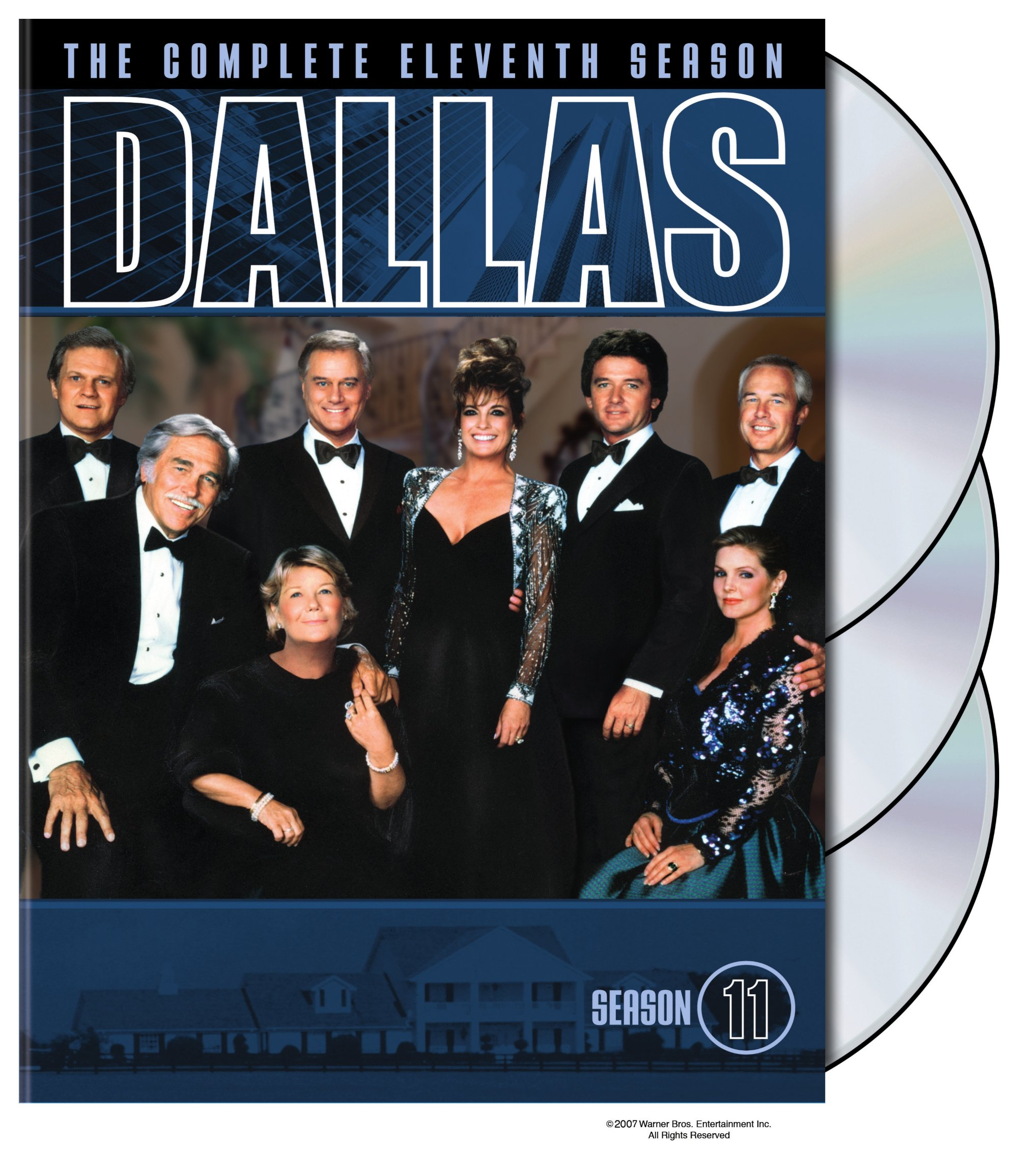 Dallas: The Complete Eleventh Season (DVD) - Thumbnail 0