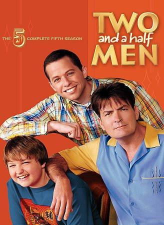 Two and a Half Men: The Complete Fifth Season (DVD) - Thumbnail 0