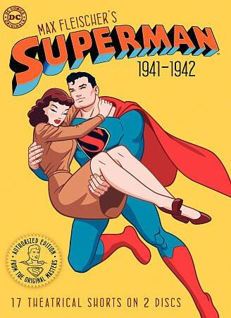 Max Fleischer's Superman (DVD) - Thumbnail 0