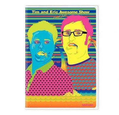 Tim and Eric Awesome Show, Great Job! Season 3 (DVD)