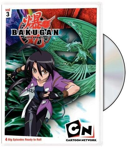 Bakugan Volume 3: Good Versus Evil (DVD)