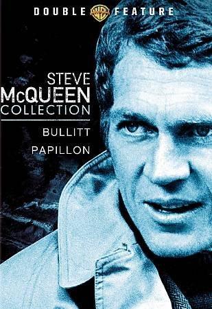 Steve McQueen Collection: Bullitt/Papillon (DVD)