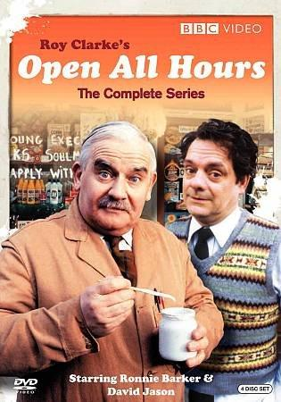 Open All Hours: Complete Series (DVD)
